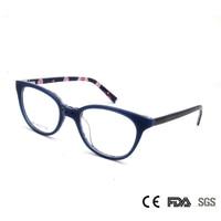 SORBERN Children Cute Optical Eyeglasses Frames Girls Boys Handmade Acetate Myopia Glasses Plain Lens Prescription Eyewear