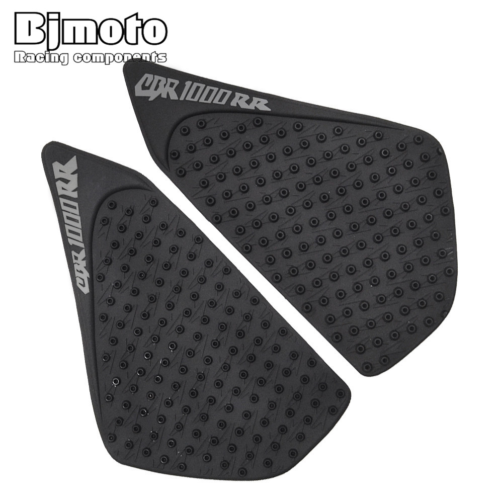 Tpp01-1000rr/04 Hot Sale Anti Slip Sticker Motorcycle Tank Traction Pad Side Knee Grip Protector For Honda Cbr1000rr 2004-2007 Handsome Appearance Frames & Fittings