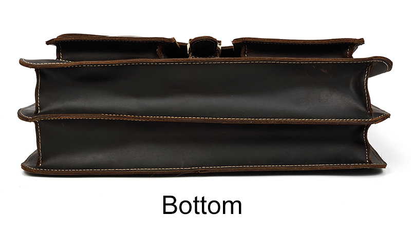 HTB1KDprQHPpK1RjSZFFq6y5PpXau MAHEU Luxury Fashion 100% Genuine Leather Men Briefcase Cow Leather Laptop Bag Vintage Shoulder Bag Real Cowhide Computer Bag