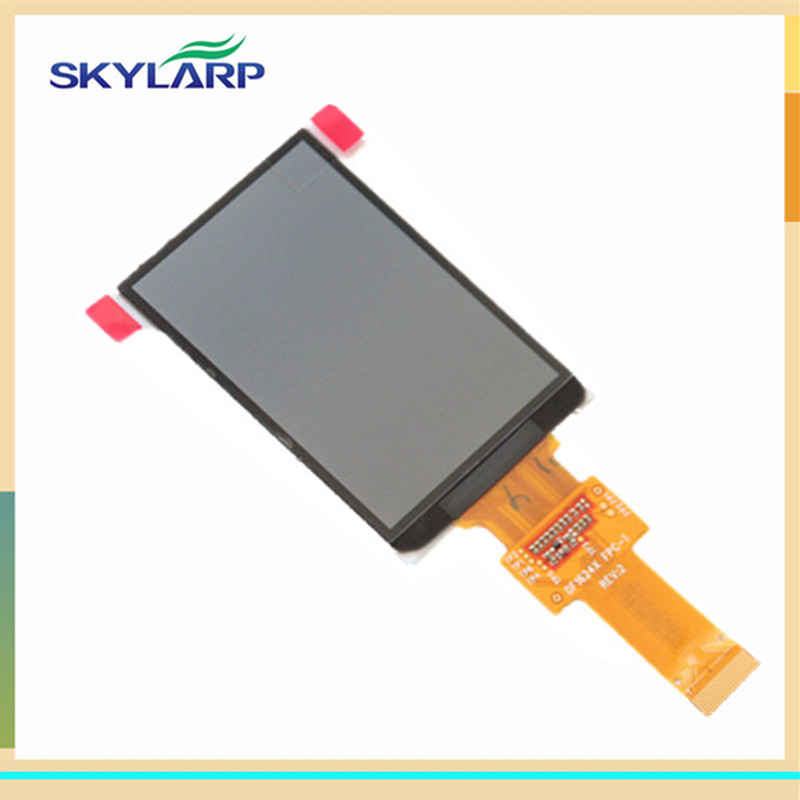 Original 2.6 inch LCD panel DF1624X FPC-1 RE:V For GARMIN GPSMAP 96C LCD display screen (Without backlight) (without touch)
