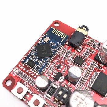أحدث TDA7492P AUX 50 واط * 2 سماعة لاسلكية تعمل بالبلوتوث 4.0 استقبال الصوت مضخم رقمي المجلس-JD9