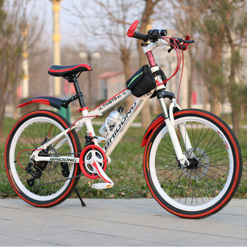 21 speed red