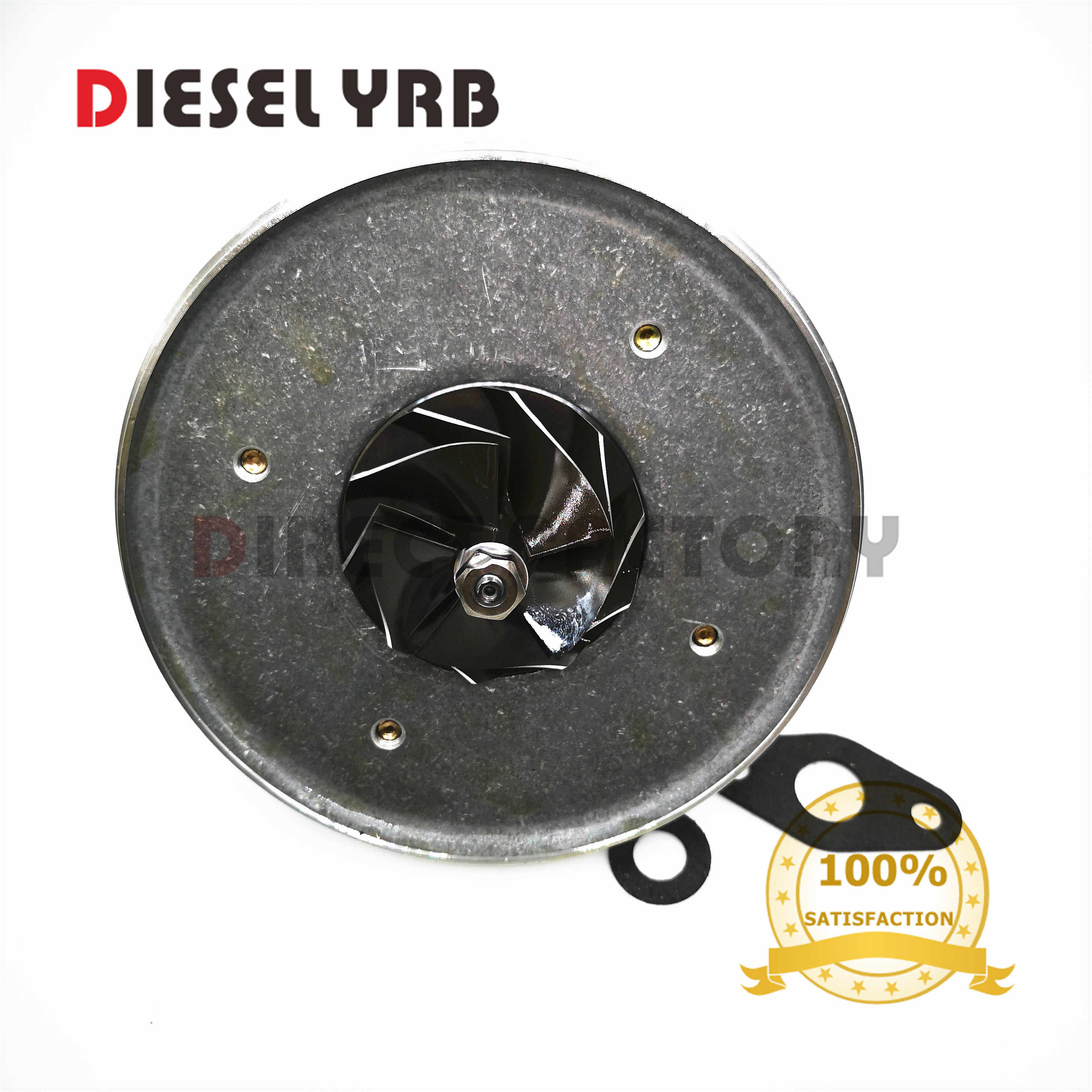 Turbo Core cartridge turbo HT12-19B 144119S000 14411-9S001 for Nissan Navara ZD30 1997-2004 - turbocharger CHRA HT12-19D