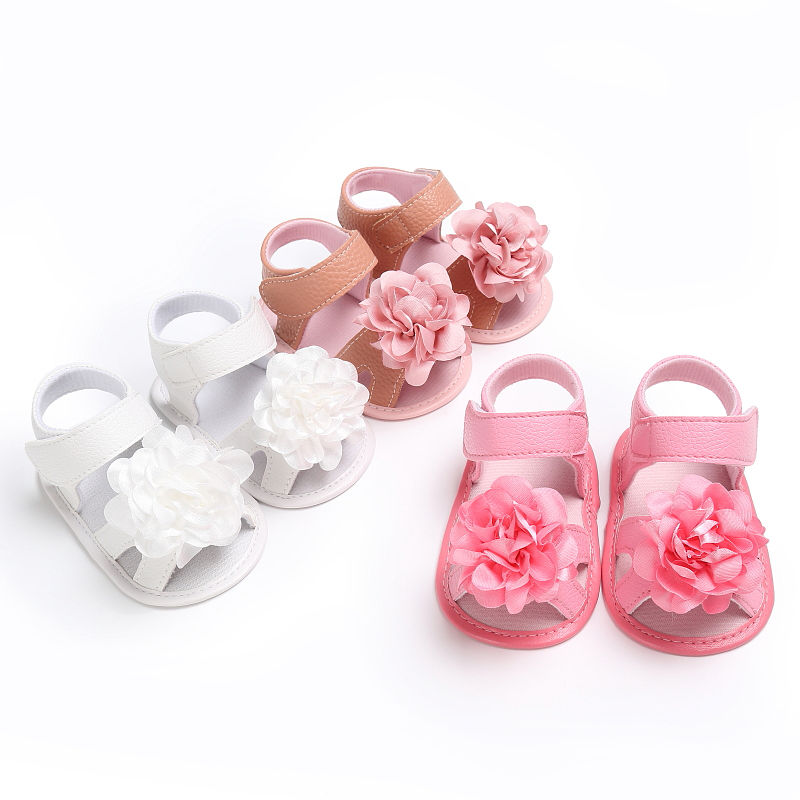 New-flower-style-pu-leather-Baby-moccasins-child-Summer-girls-fashion-sandals-Sneakers-baby-shoes-0-18-M-baby-sandals-1