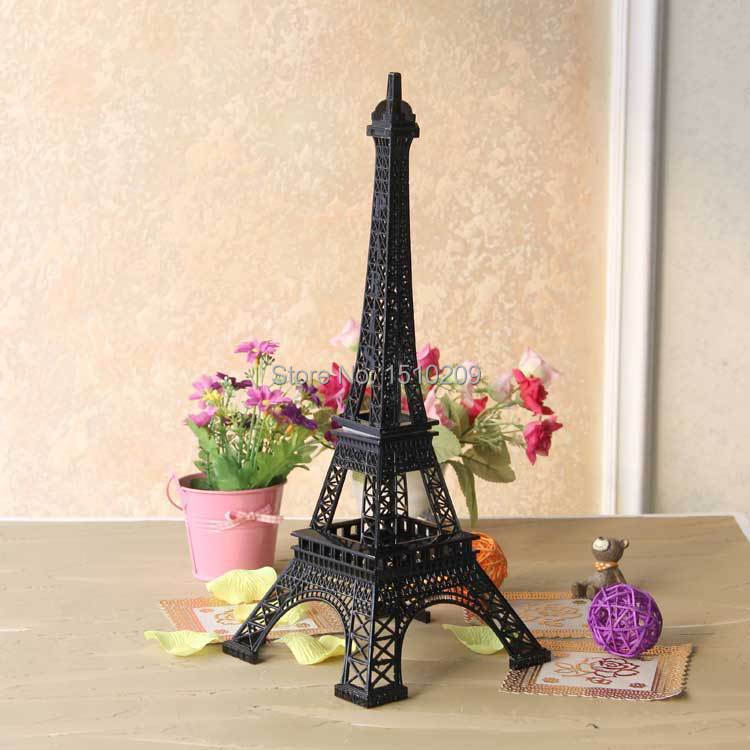 Online get cheap eiffel tower french for Eiffel tower decorations for the home