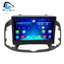 32G ROM android auto gps multimedia video radio player in dash für chevrolet captiva 2008-2015 jahre auto navigaton stereo