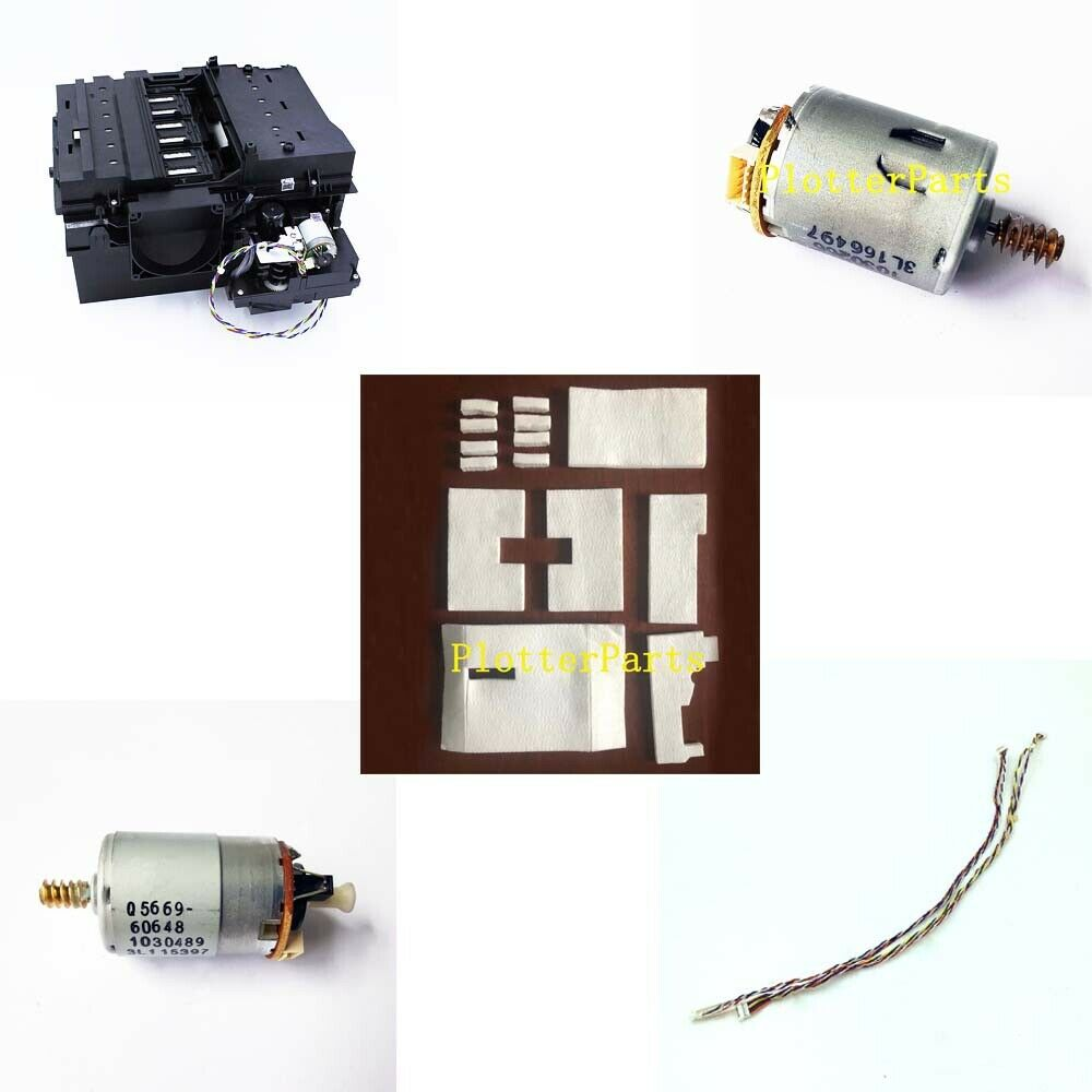 HP DesignJet Z2100 Z3100 Z3200 Z5200 Service Station Motor Cable Q6718-67025 C8172-60091 Q6718-67025-4 Q5669-60648HP DesignJet Z2100 Z3100 Z3200 Z5200 Service Station Motor Cable Q6718-67025 C8172-60091 Q6718-67025-4 Q5669-60648