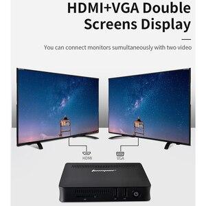 Image 4 - 점퍼 ezbox z8 미니 pc 인텔 아톰 X5 Z8350 1.44 ghz 2 gb/32 gb windows 10 미니 컴퓨터 2.4g/5g wifi 1000 m lan hdmi vga 출력