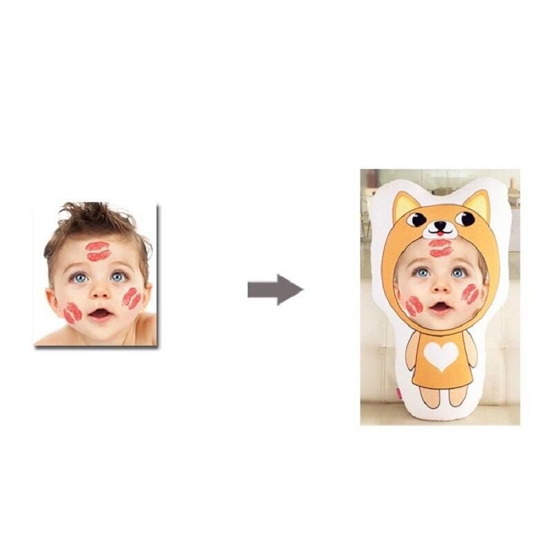 Habinisi diy foto personalizada muñeca de peluche 12 zodíaco conejo - Muñecas y accesorios - foto 4