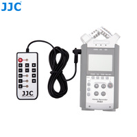 JJC Commander Wired Recorder Remote Control for ZOOM H4N ZOOM H4N PRO Replaces ZOOM RC4