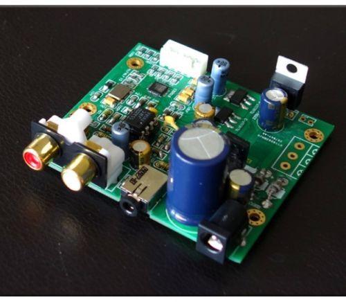 1 ШТ. ES9018K2M ES9018 I2S вход ЦАП плата декодера Поддержка IIS-32bit 384 К/DSD64
