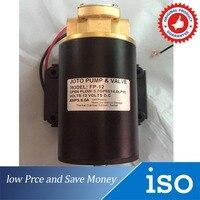 12V/24V Brushless DC 12V Electric Oil Gear Pump 12L/min For Diesel