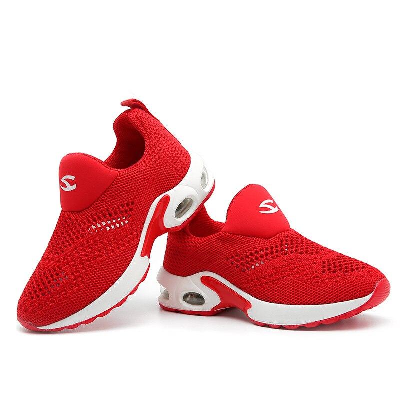 Kinderen Sneakers voor meisjes Jongens schoenen Slip op ademend Mesh - Kinderschoenen - Foto 4