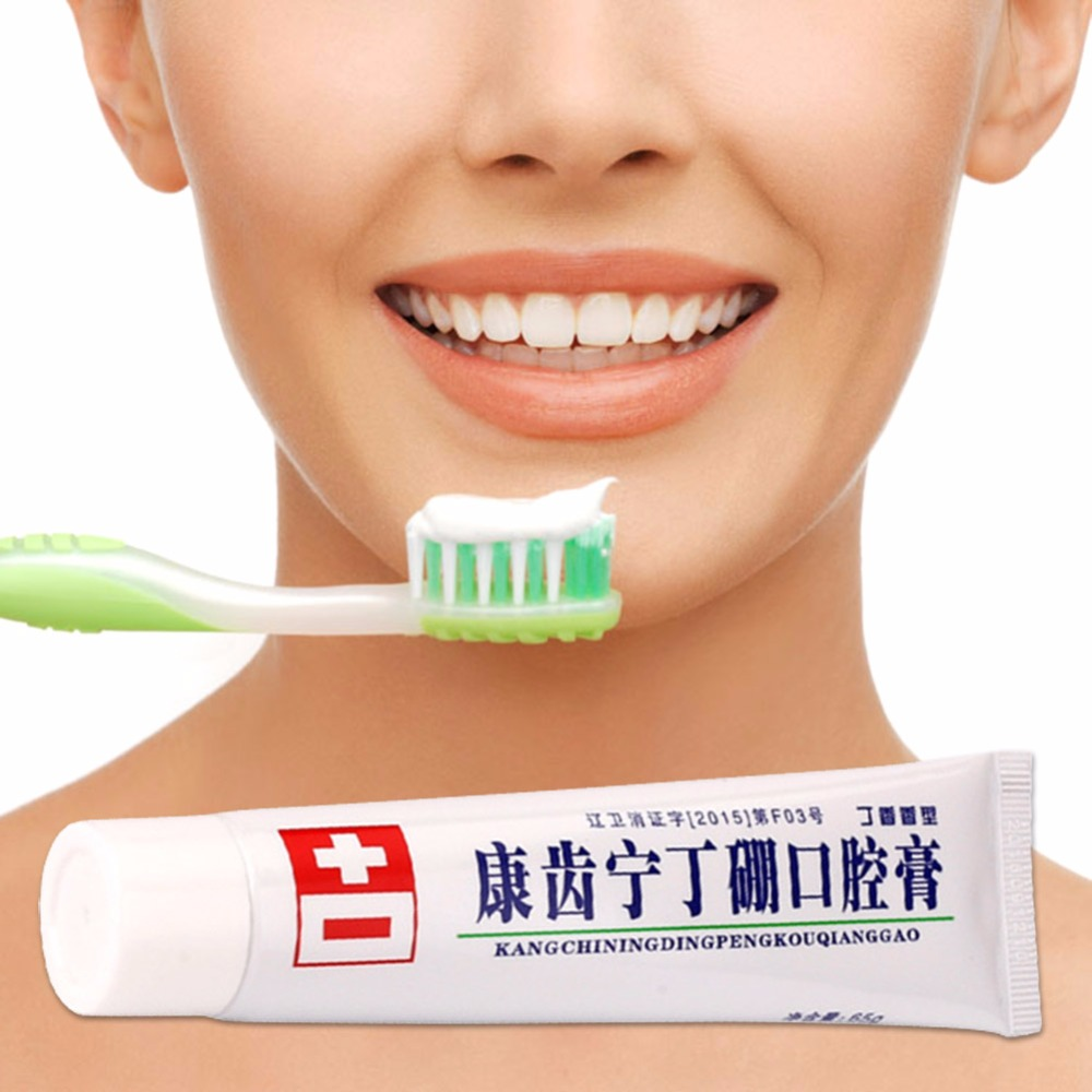 Bamboo Toothpaste Charcoal All-purpose Teeth Whitening The Toothpaste Universal Home Black Toothpaste Teeth