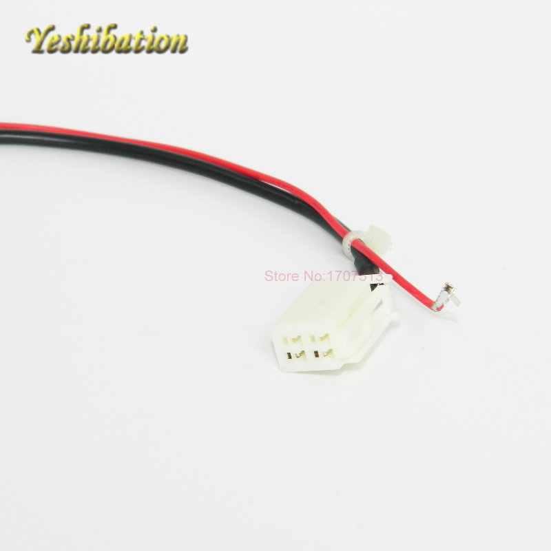 Câble adaptateur Yeshibation Plug and Play pour Mazda 6 Atenza caméra de recul pour voiture moniteur d'origine OEM câble connecteur RCA