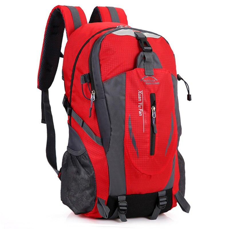 2020 Best Selling Nylon Waterproof Outdoor Hiking Men Cycling Bag Fashion Leisure Sports Bag Women Travel Backpack