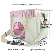 Prenosná taška pre mačky a malé psy 3farby Travel Shoulder Bag for Small Pet