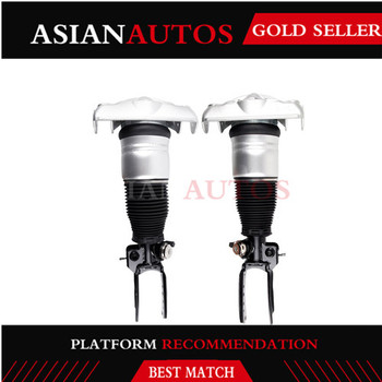 Pair Front Air Suspension Shock Absorber For Audi Q7 VW Touareg Cayenne Air Strut 7L6616039D 7L8616039D 7L8616040D 7L6616040D
