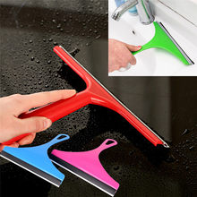 Auto Siliconen Water Wisser Zeep Cleaner Schraperblad Squeegee Car Vehicle Voorruit Venster Wassen Cleaning Accessoires(China)