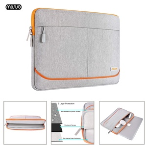 Image 1 - MOSISO Waterproof Laptop Sleeve Notebook Bag Pouch Case  for Macbook Air 13 Pro 13.3 Tablet protector Cover for Dell HP Asus