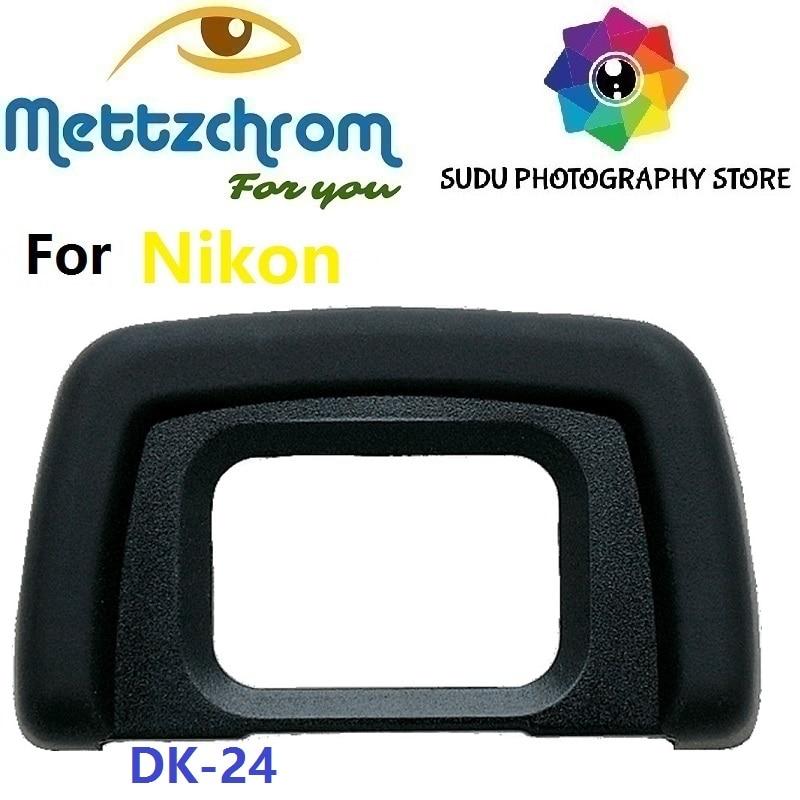 DK-24 Rubber EyeCup Eyepiece For NIKON D5000 D5100 D3000 D3100 Camera