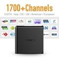 Europa IPTV Caja Android TV Box Sky IPTV Receptor y 1700 + Cielo Francés Turco Holanda Canales Mejor Que MXV Android TV caja