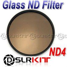 82 оптический Стекло нейтральный светофильтр TIANYA 82 мм набор УФ-фильтров с нейтральной плотностью ND4