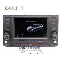 DOKIAUTO-Radio para VW Golf 7, MK7, VII, Passat B8, MQB, Tiguan, Carplay, 6,5
