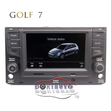 Radio Carplay Passat B8 Tiguan 5GD035280B Golf MIB DOKIAUTO for VW 7/Mk7/Vii MQB