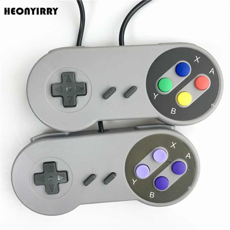 USB Game Controller Gaming Joystick Gamepad Controller for Nintendo SNES Game pad for Windows PC MAC Computer Control Joystick цена и фото