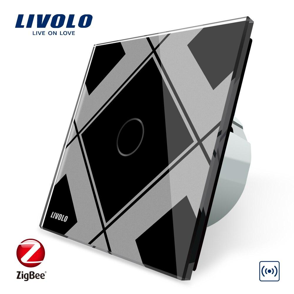 LIVOLO шлюз, умный дом Wi Fi беспроводной контроллер по смартфону, работать в партнерстве с переключатель ZIGBEE, C700ZW-12