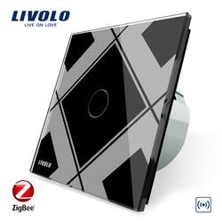 LIVOLO Gateway,Smart Home WiFi Wireless Controller by SmartPhone ,Work in Partnership With Zigbee Switch, C700ZW-12