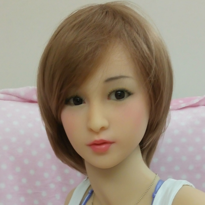 NEW Top quality silicone sex doll head for real love doll, adult sex toys for men dolls, oral head sex toys, sex products 165cm new style oral sex doll cheap customized half silicone sex dolls for adults mini toys factory online sale kc