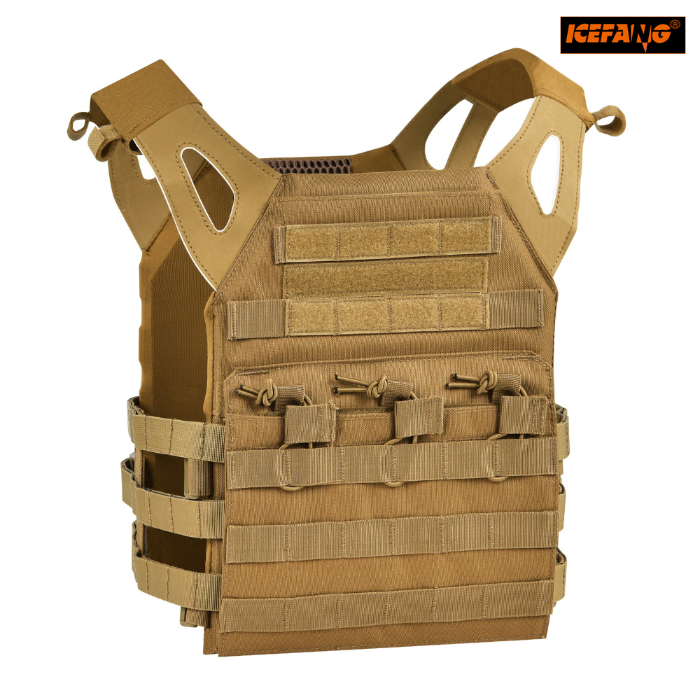 Tactical Vest Military Body Armor Plate Carrier Magazine Chest Rig Airsoft Paintball Chest Protector Molle Loading Bear Gear airsoft adults cs field game skeleton warrior skull paintball mask