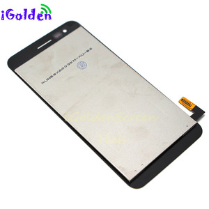 Image 5 - LCD Display For LG K4 2017 M160 X230 X230DSF LCD display With Touch Screen Digitizer Panel Assembly with Frame