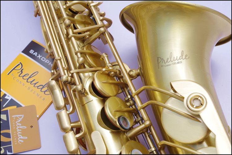 Brand New Prelude Conn Selmer Baritonsaxophon Alto Saxophone Wire Drawing Copper 720 Professional E Mouthpiece Saxofone Conn Selmer Alto Saxophonealto Saxophone Brands Aliexpress