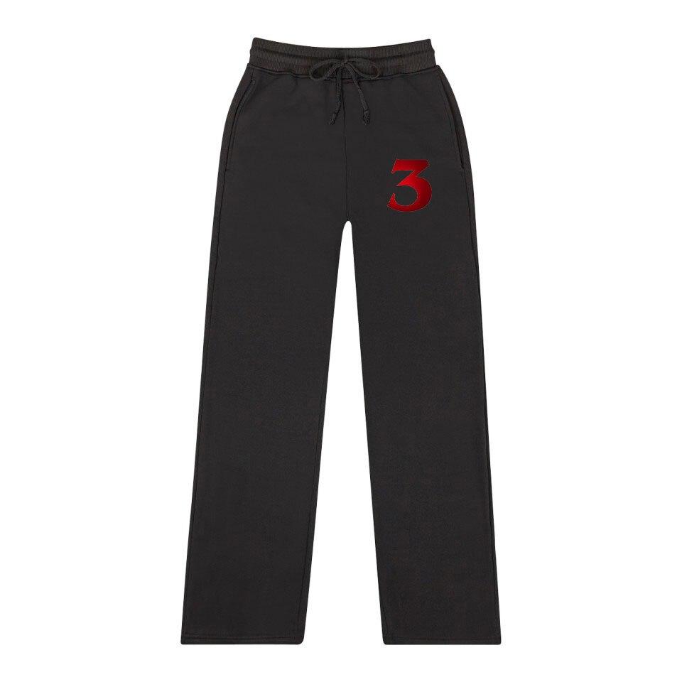 Stranger Things 3 Pants Casual Creative Wide Leg Pants Streetwear Cool Fashion Printed Hip Hop Sweatpants Stranger Things 3