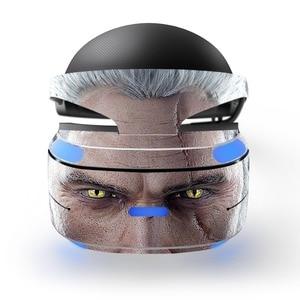 Image 5 - נשלף ויניל מדבקות מדבקת עור כיסוי מגן עבור פלייסטיישן VR PS VR PSVR הגנת סרט מדבקת עור