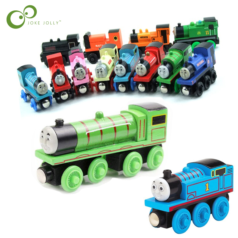 JOKEJOLLY toys thomas and friends Model Train children