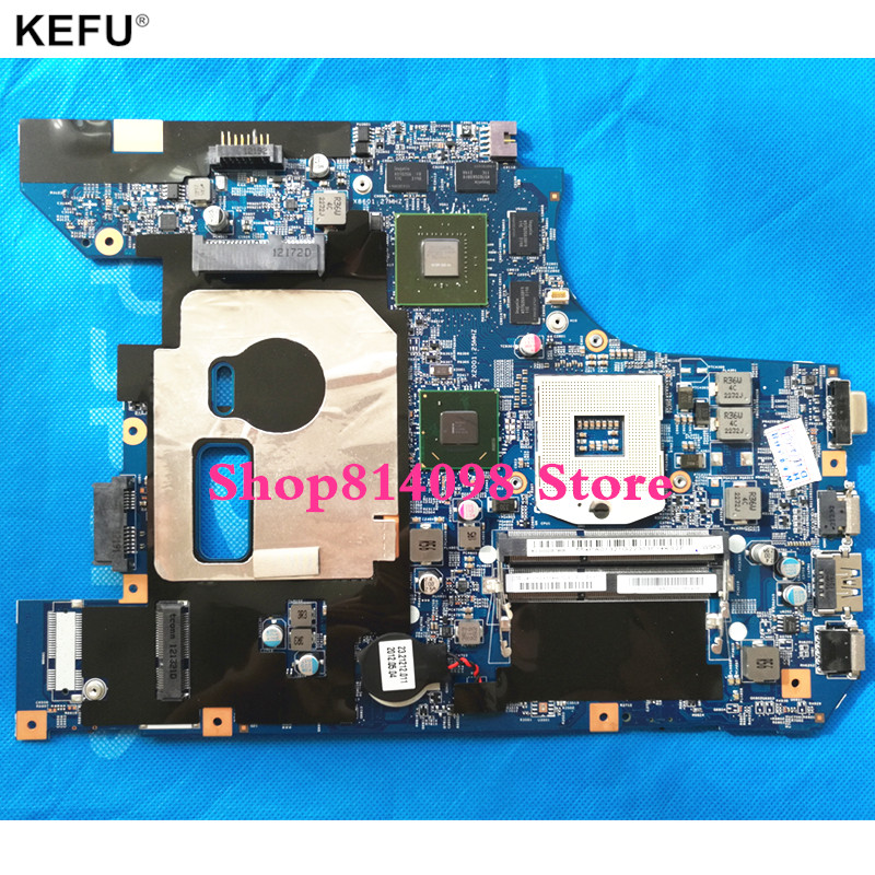 KEFU STOCK 100% TESTED NEW 48.4PA01.021 LAPTOP MOTHERBOARD FOR LENOVO Z570 NOTEBOOK PC VIDEO CARD GT540M 2GB