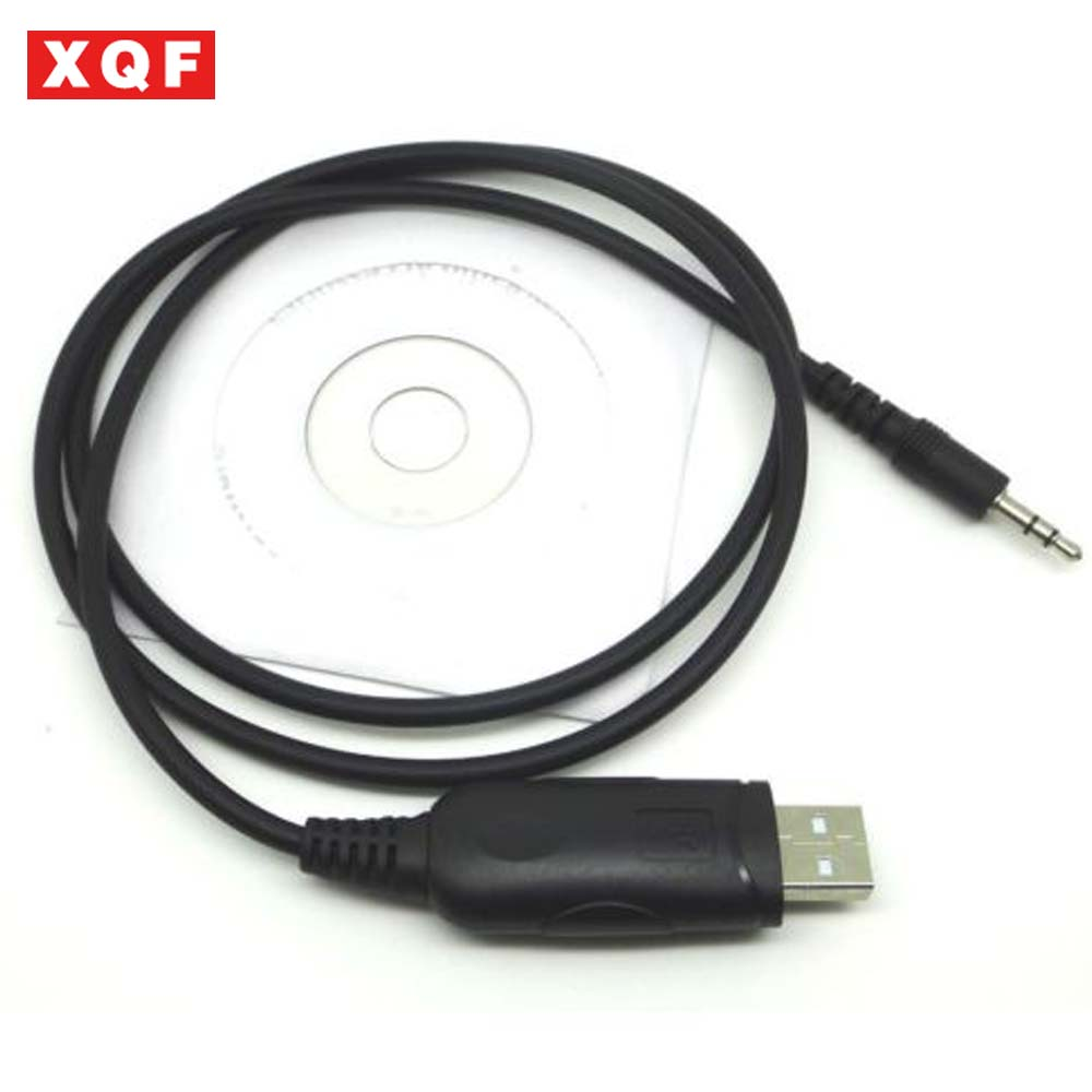 XQF USB Programming Cable For ICOM Radio IC-F22 IC-V8 OPC-478 Radio