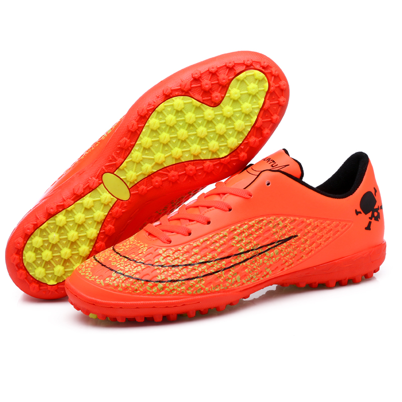 78f33d3d6d8 PINSV Football Boots New Indoor Soccer Turf Soccer Shoes Kids Superfly Men  Boots Football Zapatos De Futbol Con Tobilleras-in Soccer Shoes from Sports  ...