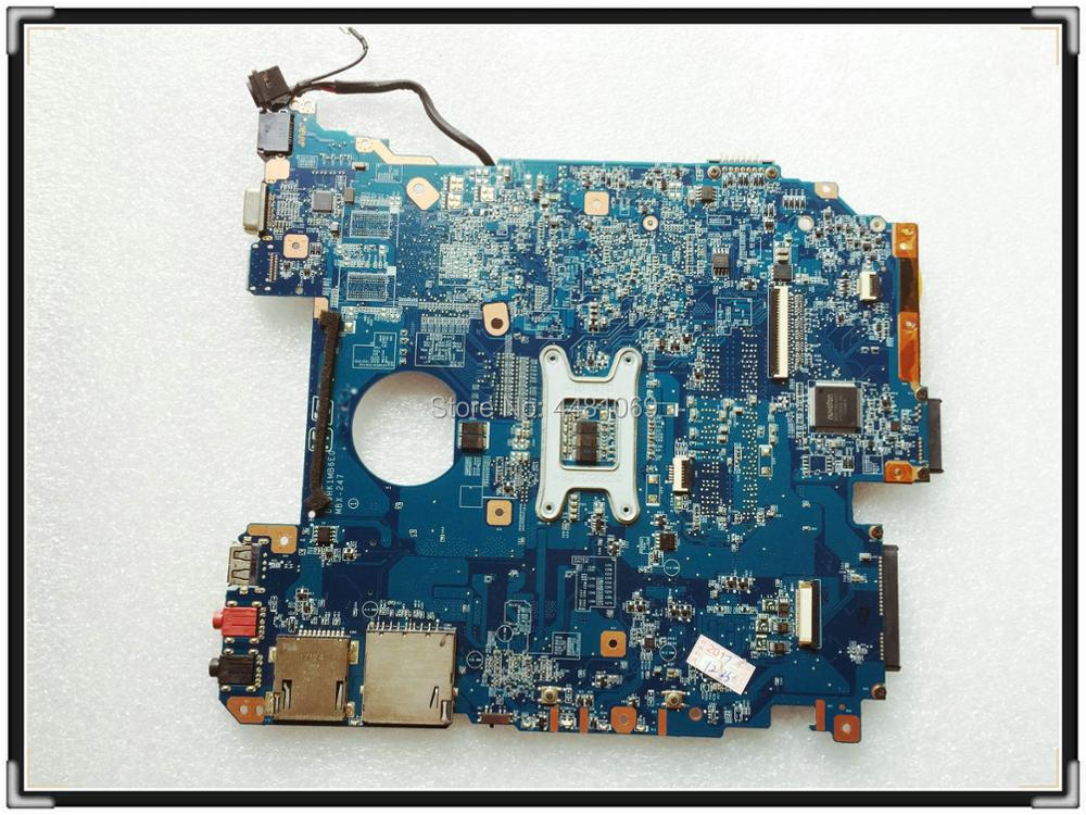 Материнская плата для ноутбука sony mbx-247 DA0HK1MB6E0 VPCEH mbx-247 REV: E HM65 DDR3 Протестировано и в рабочем состоянии