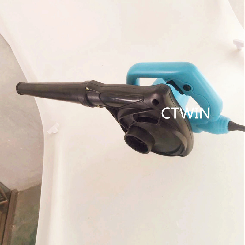 Popular Two Color in 1 High Efficiency Electric 710W Hand Operated Air Blower Vacuum Cleaner Blowing/Dust Collecting 2 in 1 24v lithium battery high efficiency collector air blower vacuum cleaner blowing dust collecting 2 in 1 luban