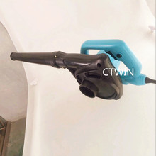 Popular Two Color in 1 High Efficiency Electric 710W Hand Operated Air Blower Vacuum Cleaner Blowing/Dust Collecting 2 in 1