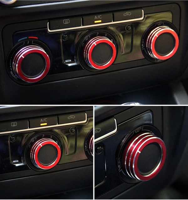 Case pour Volkswagen Golf 6 VW Golf 6 MK6 GTI en alliage d\u0027aluminium  accessoires
