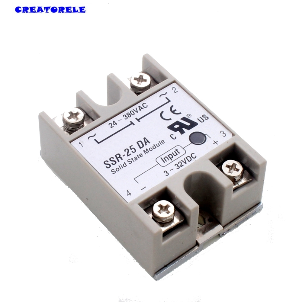 Online Get Cheap Solid State Relay A Aliexpresscom Alibaba Group - Solid state relay gets hot