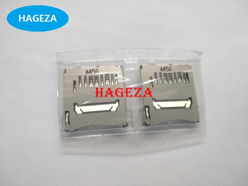 New SD memory card slot holder repair parts for Nikon D3300 D750 D810 SLR New SD memory card slot holder repair parts for Nikon D3300 D750 D810 SLR