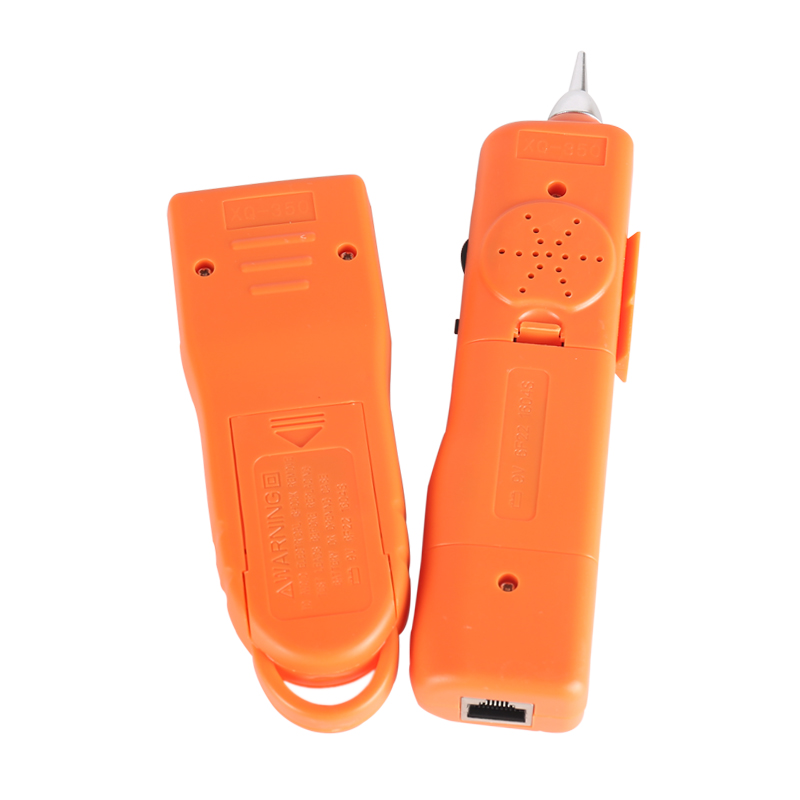 Image 5 - Cable Tester RJ11 RJ45 Cat5 Cat6 Telephone Wire Tracker Tracer Toner Ethernet LAN Network Cable Tester Detector Line Finder-in Fiber Optic Equipments from Cellphones & Telecommunications