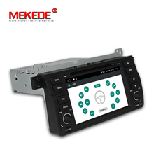 BMW 3 series DVD Player E46 1998-2001 E46 2002-2006 M3 1998-2006 and E46 3er 318 320 325 Android 7.1 Quad core GPS DVD Player